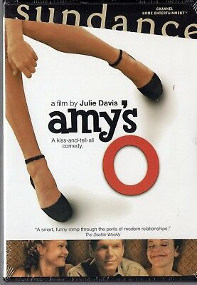 Amys O (DVD, 2005) Julie Davis  A Kiss-and-tell-all comedy  BRAND NEW