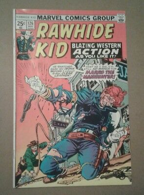 The Rawhide Kid #126 (May 1975, Marvel)