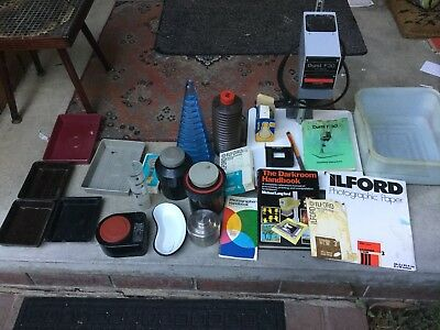 Durst enlarger And Photography Job Lot