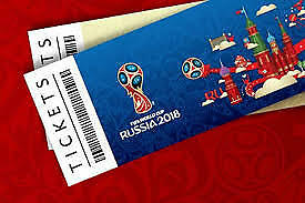 2018 FIFA World Cup Ticket Sweden vs. Korea Category 2  PRICE REDUCED