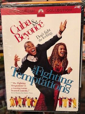 The Fighting Temptations (DVD) Cuba Gooding Jr., Beyonce Knowles, Mike Epps, NEW