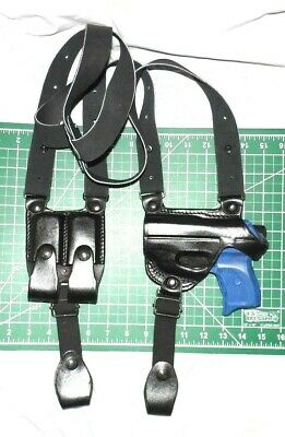 GUN SHOULDER HOLSTER for RUGER LC9 with Laser Auto Pistol