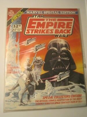 MARVEL SPECIAL EDITION # 2 Star Wars The EMPIRE STRIKES BACK