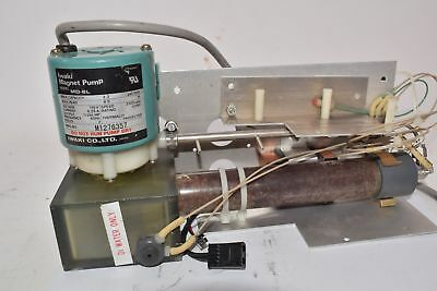 Iwaki Magnet Pump MD-6L, M1276357, W/ Base and Valve