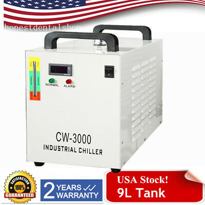 Industrial Water Chiller Co2 Laser Tube Cooler for CO2 Laser Engraver Cutter