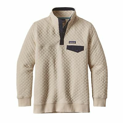 NEW Snow gear Patagonia Cotton Quilt Snap-T Pullover