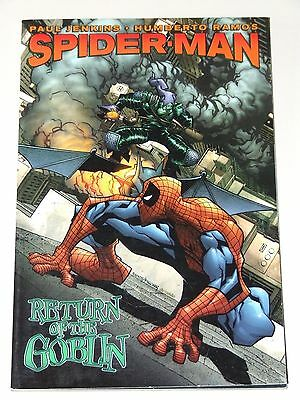 Spider-Man - Return of the Goblin TPB (2002 Marvel)