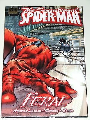 Sensational Spider-Man: Feral HC (2006 Marvel)