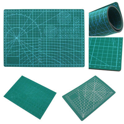 A2 A3 A4 A5 PVC Self Healing Cutting Mat Craft Quilting Grid Lines Printed Board