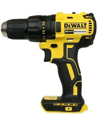 DEWALT DCD777 20V Max Lithium-Ion Brushless Compact Drill Driver