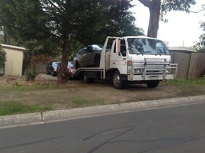 FORD TRADER TOW TRUCK  1998 model 5 SPEED REG NO RWC
