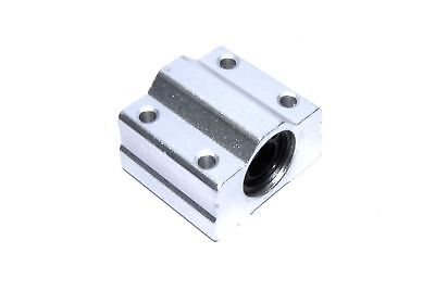 SCS8UU SC8UU Linear Ball Bearing 8mm CNC 3D Printer RepRap Machine Flux Workshop