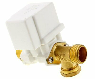 "DC12V Electric Solenoid Valve Water Air 1/2"" Brass Normal Closed N/C AU STOCK"