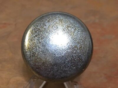 """Wilton 2-1/2"""" Jaws Bullet Vise #825 Replacement 1.35""""  Domed Dust Cap"""