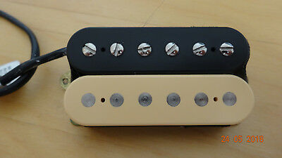 Dimarzio Air Norton Paf Dp193Bc Humbucker Pickup Zebra