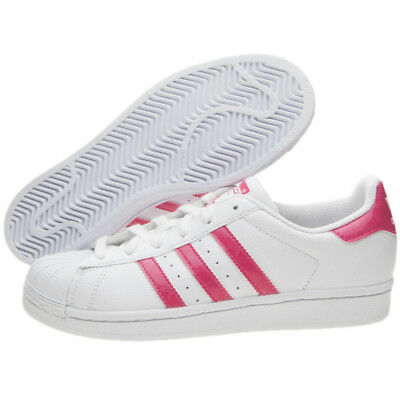 Scarpe Adidas Superstar J Tg 38 Cod Db1210 - 9B [Us 6.5 Uk 5 Cm