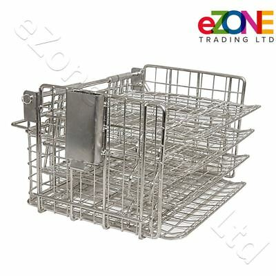 Henny Penny Basket for GAS Pressure Fryer with Hinged Shelves Stainless Steel