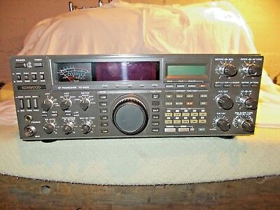 The Kenwood TS850s was the best analog HF allmode t
