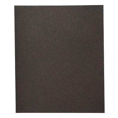 Feuille abrasive support papier 3M Wetordry 734, 230 x 280 mm, Grain 100, 10...