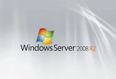 Microsoft MS Windows Server 2008 R2 Standard & Enterprise Key Deutsch