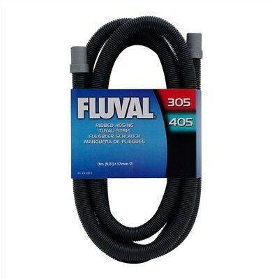 Fluval Ribbed External Filter Hosing 2.5m