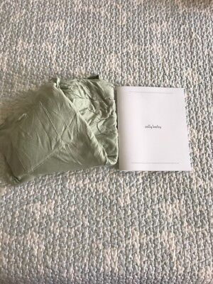 Solly Baby Wrap Green With Instruction Booklet