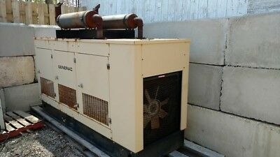 Generac Generator 100KW  3 Phase Natural Gas 2,591 Hours