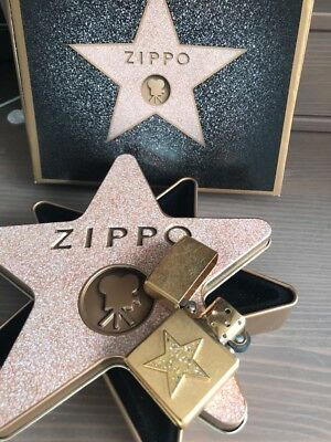 Zippo Lighter Hollywood 2001 Collectible of the Year