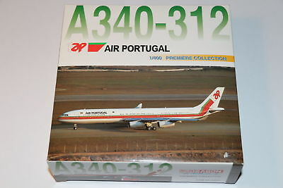 Dragon Wings TAP Air Portugal Airbus A340-300 1:400 OVP