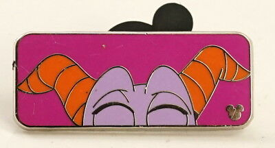 Disney Parks 2010 Hidden Mickey Series Figment's Horns 3 of 5 Pin