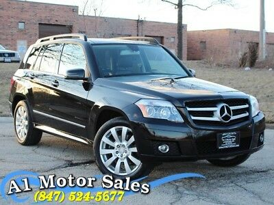 2012 Mercedes-Benz GLK-Class GLK 350 4Matic P1 Pkg Multimedia Pkg 2012 Mercedes-Benz GLK-Class, Black with 39,842 Miles available now!