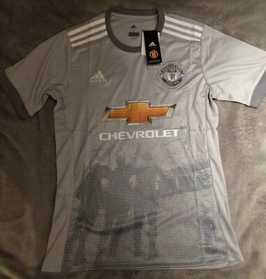 Manchester United3rd Shirt Brand New with Tags 2017/2018 Large