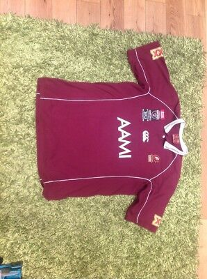 Queensland State of Origin Rugby League Shirt, Canterbury, Adult, XL