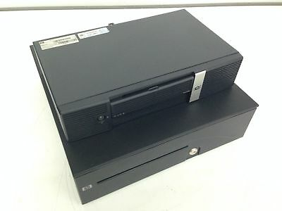HP rp3000 Atom 230 Point of Sale POS System (Workstation and Cash Drawer ONLY)