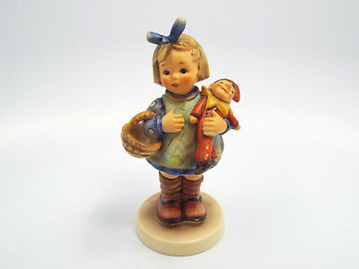 Goebel Hummel Figurine #422 What Now? TMK-6, Exclusive Special Edition, 5 3/4""