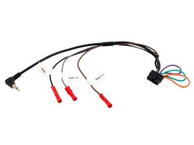Connects2 CTMULTILEAD.2 Universal Stalk Steering Control Patch Lead