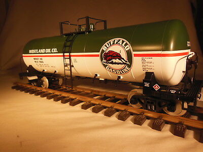 70-73008 Buffalo Gasoline Tank Car G scale