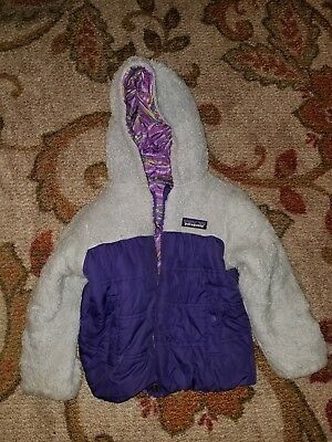 Patagonia Reversible Hooded Jacket 3T