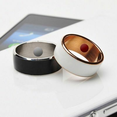 USA Magic NFC Smart Ring Wearable Device For Universal Android IOS Smart Phone