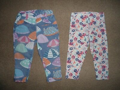 Next Girls Jeans & Leggings Bundle Age 12-18 Motnhs