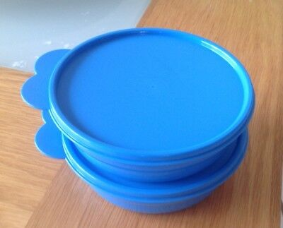 Tupperware Everyday Bowls Blue X Two