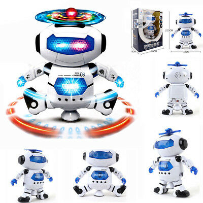 Funny Toys For Boys Robot Kids Toddler 3 4 5 6 7 8 9 Year