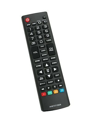 New AKB73715608 Replaced Remote Control for LG LCD TV 32LH500B 40LH5000 55LN5400