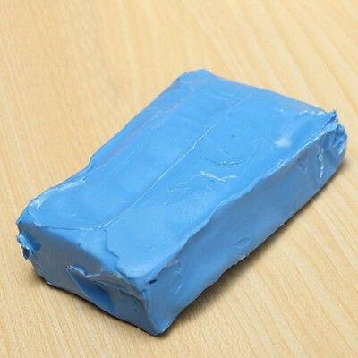 Car Clean Wash Clay Truck Bar Auto Vehicle Detailing Washing Cleaner Blue 200g