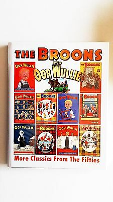 The Broons & Oor Wullie: More classics from the Fifties. 2003 D.C.Thomson. Fine