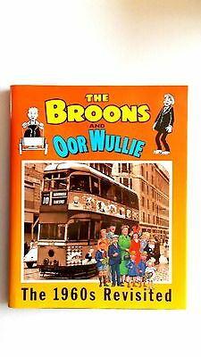 The Broons & Oor Wullie: The 1960s revisited. 2004 D.C.Thomson. Fine dustwrapper