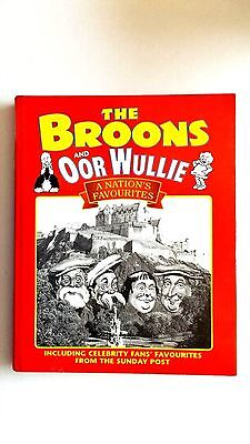The Broons & Oor Wullie: A Nation's favourites. 2004 D.C.Thomson. Fine wrapper.