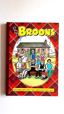 The Broons 2008. 2007 D.C.Thomson. Very good condition in stiff covers.