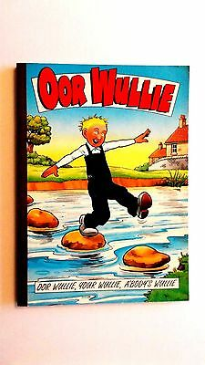 Oor Wullie 1997. 1996 D.C.Thomson. Fine condition in stiff covers.