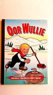 Oor Wullie 2005. 2004 D.C.Thomson. Fine condition in stiff covers.